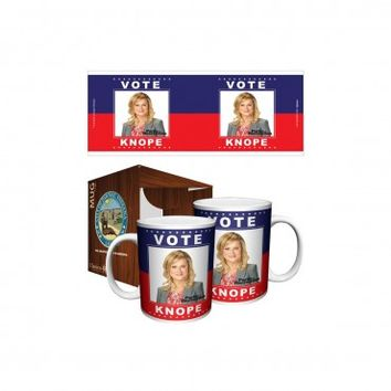 VOTE KNOPE BOXED MUG