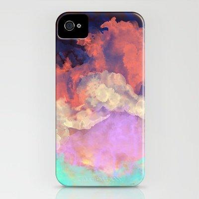 Into The Sun iPhone Case by Galaxy Eyes | Society6