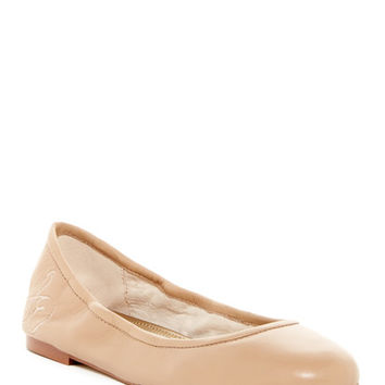 Sam Edelman | Fritz Leather Ballet Flat | Nordstrom Rack