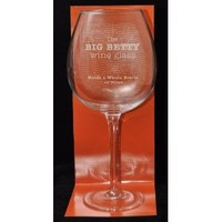 The Big Betty XL Premium Jumbo Wine Glass - Holds a Whole Bottle of Wine!