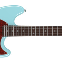 Kurt Cobain Mustang® | Mustang® Electric Guitars | Fender® Guitars