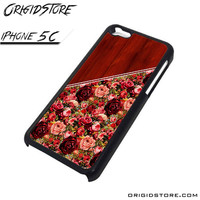 rose wood For iPhone Cases Phone Covers Phone Cases iPhone 5C Case iPhone 5C Case Smartphone Case