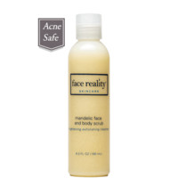 Face Reality Mandelic Scrub