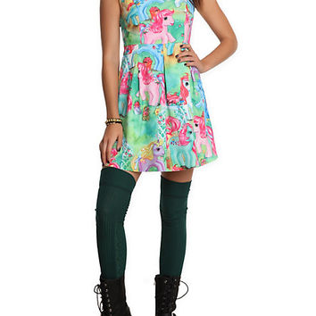 My Little Pony X Iron Fist Dress | Hot Topic