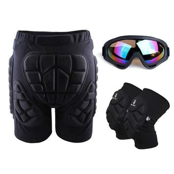 WOSAWE Moto Sport Protective Gear Hip Pad Motorcross MTB Mountain Bike Skating Ski Armor Shorts Skate Sunglasses Eyewear