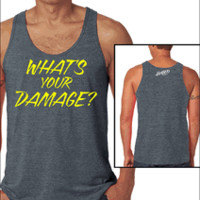 Heathers the Musical - What's Your Damage Tank Top