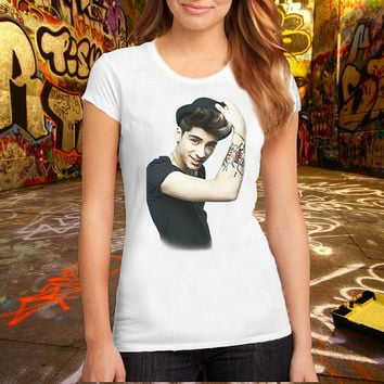 zayn_malik T Shirt Printed T Shirt, Women T Shirt, (Various Color Available)