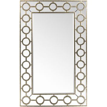 Furman Mirror ~ Gold