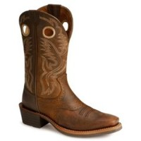 Sheplers: Ariat Heritage Roughstock Cowboy Boots - Square Toe