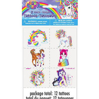 LISA FRANK TATTOOS – tibbs & BONES