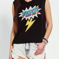 Urban Outfitters - Truly Madly Deeply F*kk Muscle Tee