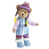 Boyds by Enesco  14in Winter Wonderland Bear NWT 4041847