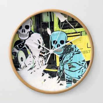 Layers 14 Wall Clock by EXIST NYC