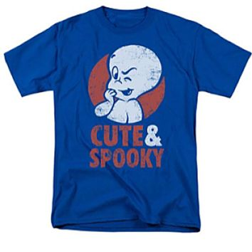 Casper The Friendly Ghost Cute & Spooky T-Shirt