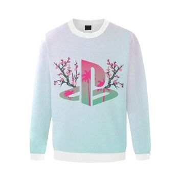Chill Station : Sublimation Sweatshirt
