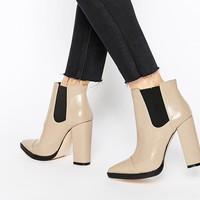ASOS EASY TO KNOW Chelsea Ankle Boots