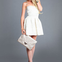 FAIRY TALE BANDAGE DRESS