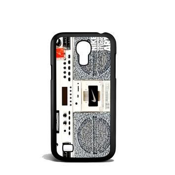 Nike Air Jordan Radio Boombox Samsung Galaxy S4 Mini Case