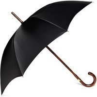 Swaine Adeney Brigg Oak Handle Umbrella | MR PORTER