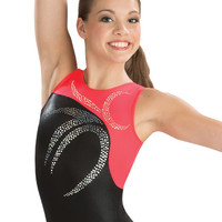 Sequinz Cyclone Leotard from GK Elite