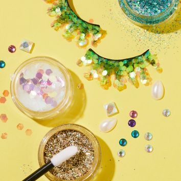 Free People Glitter Mermaid Face Pack