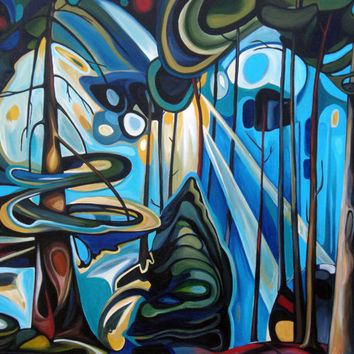 Fine Art Print Emily Carr #1  20x16 inches