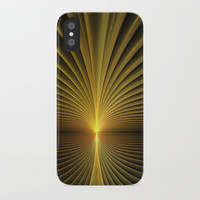 Dawn iPhone Case by lyle58
