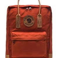 Fjallraven Kanken No.2 in Burnt Orange