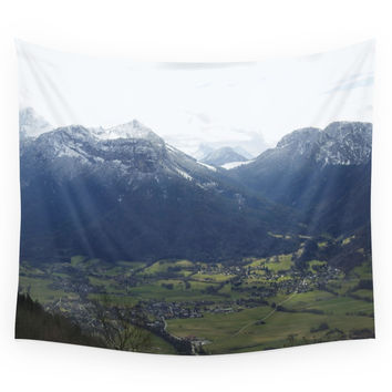 Society6 Valley Wall Tapestry
