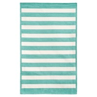 Capel Cottage Stripe Rug, Pool