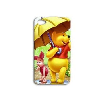 Cute Winnie the Pooh and Piglet Phone Case iPhone 4 5 4s 5s 5c SE 6 6s Plus Hot