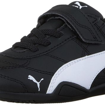 PUMA Tune Cat 3 V Inf Sneaker Puma Black/Puma White 6 M US Toddler '