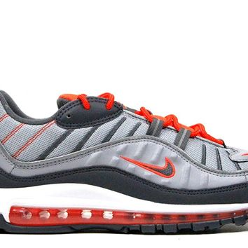 "Nike Air Max 98 ""Wolf Grey/Dark Grey"""