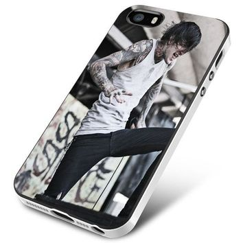 Suicide Silence (grey crouch) iPhone 5 | 5S | 5SE Case Planetscase.com