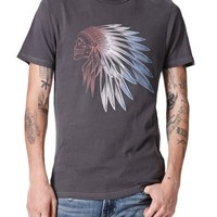 Vans Headdress III T-Shirt - Mens Tee - Black