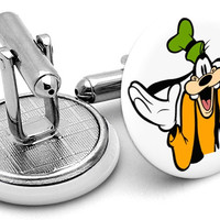 Goofy Disney Cufflinks