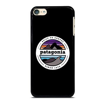 BUILT ENDURE PATAGONIA iPod 4 5 6 Case