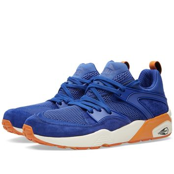 Puma x NY Knicks Trinomic Blaze of Glory