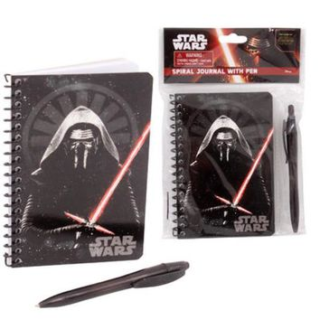 Star Wars Episode 7 Journal with Pen - CASE OF 48