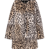 Faux Fur Coat - from H&M