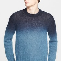 Men's Marni Ombre Mohair Blend Sweater,