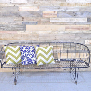Vintage Homecrest Loveseat, Homecrest Patio Furniture, Mid Century Modern Patio Furniture, Vintage Outdoor Furniture, Eames Era Furniture