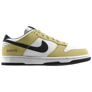 Nike Dunk Low (NFL New Orleans Saints) iD Men's Shoe