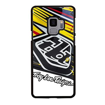 TROY LEE DESIGNS TLD Samsung Galaxy S3 S4 S5 S6 S7 Edge S8 S9 Plus, Note 3 4 5 115
