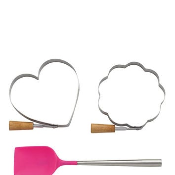 3 piece pancake set | Kate Spade New York
