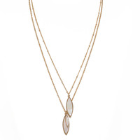 Bliss In The Wind Layered Necklace