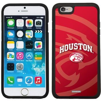 University of Houston - Cougars Red Customizable Personalized Case