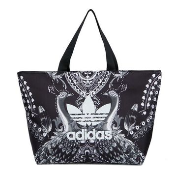 Adidas Women Fashion Shopping Handbag Tote Crossbody