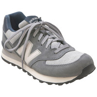 New Balance 574 Pennant Pack Grey Gray Sneaker