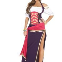 Sexy Gypsy Maiden Costume - Small - Dress Size 4
